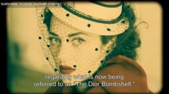 Marion Cotillard ponownie dla Lady Dior (FOTO+VIDEO)