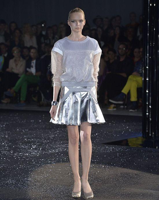 Pokaz mody Mariusza Przybylskiego jesień-zima 2013/14