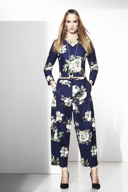 Marks & Spencer kampania wiosna-lato 2014