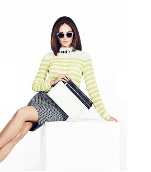 Marks&Spencer lookbook wiosna-lato 2013