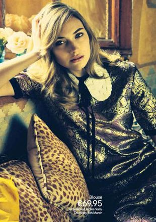 Pierwsze zdjęcie z kampanii Marni dla H&M
