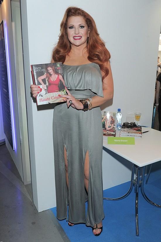 Marta Grycan w sukience marki ASOS (FOTO)