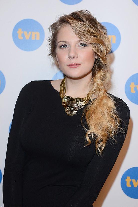 Marta Wierzbicka w sukience z Topshopu (FOTO)
