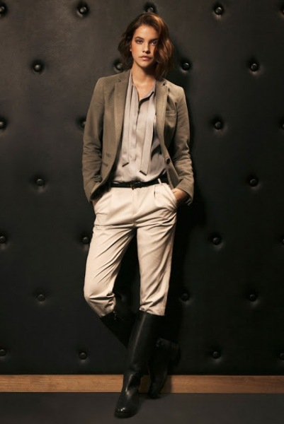 Lookbook Massimo Dutti listopad 2012