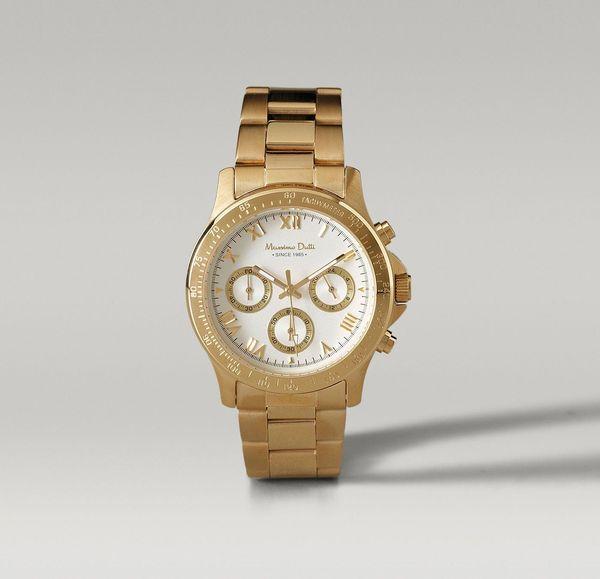 Modne dodatki - jesienny przegląd zegarków (FOTO)
