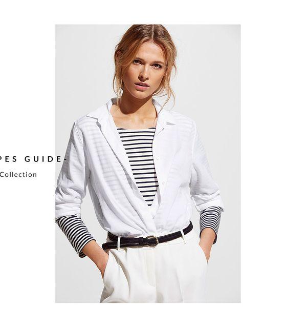 Massimo Dutti The Stripes Guide