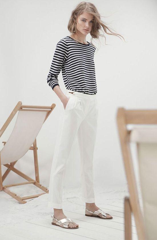 Nowa kolekcja Massimo Dutti w marynarskim stylu (FOTO)