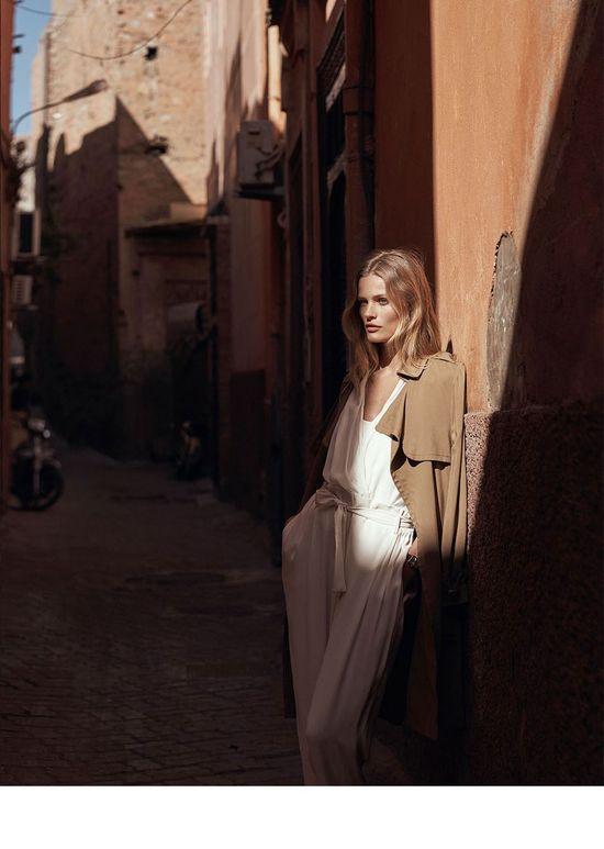 Wow! Musicie zobaczyć wiosenną kampanię 2017 Massimo Dutti (FOTO)