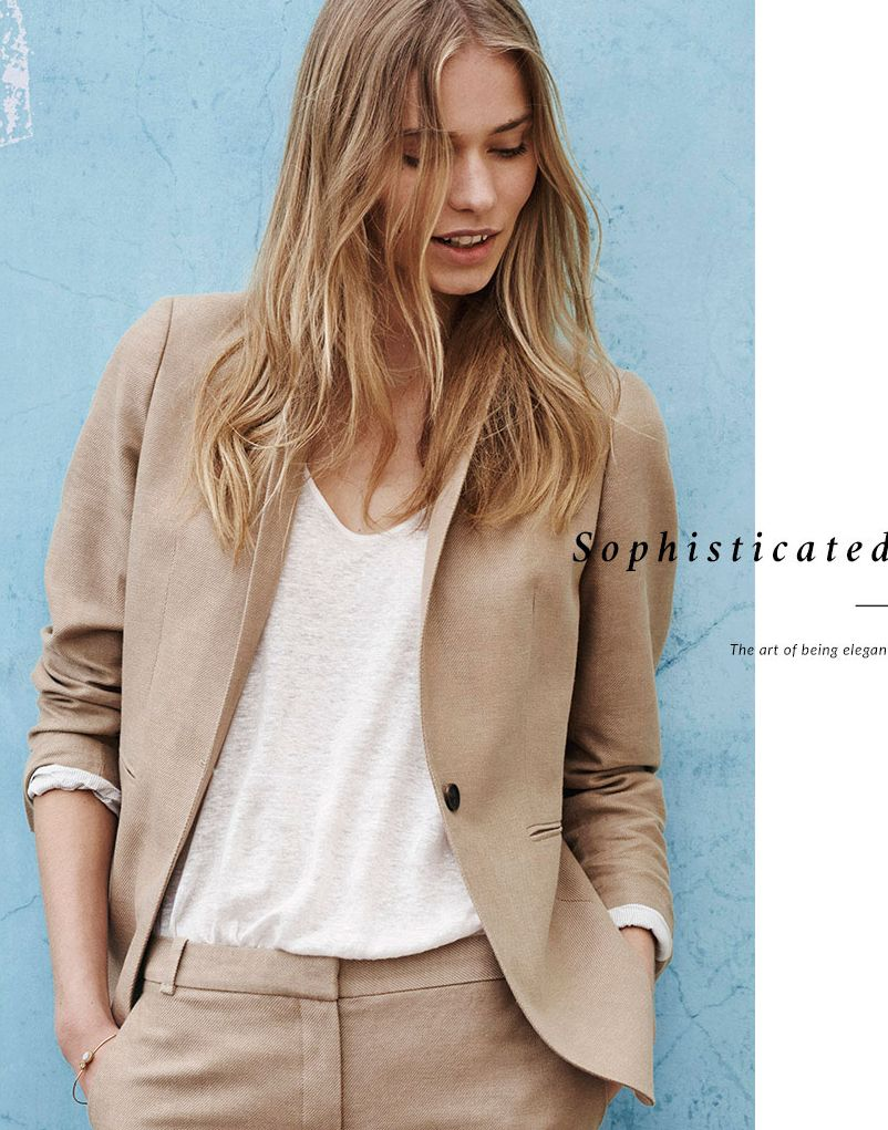 Massimo Dutti Sunset Moments