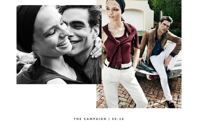 Zobaczcie nową wiosenno-letnią kampanię 2016 Massimo Dutti