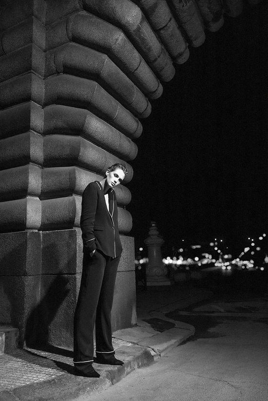 Massimo Dutti La Nuit Sur le Pont -