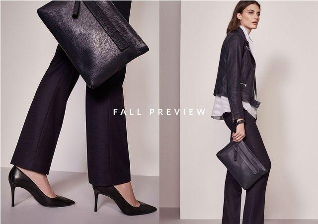 Massimo Dutti Fall Preview - Zapowiedź jesiennej kolekcji 2016