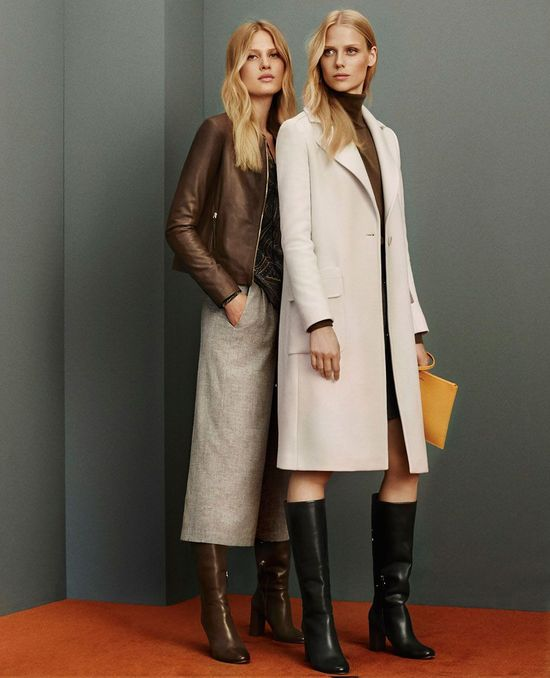 Oto jesienna moda w bardzo kobiecym wydaniu od Massimo Dutti