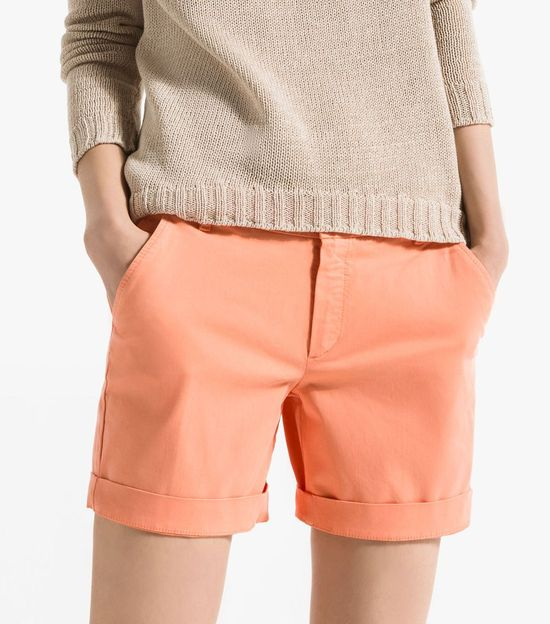 Modne szorty - letni przegląd oferty sieciówek (FOTO)