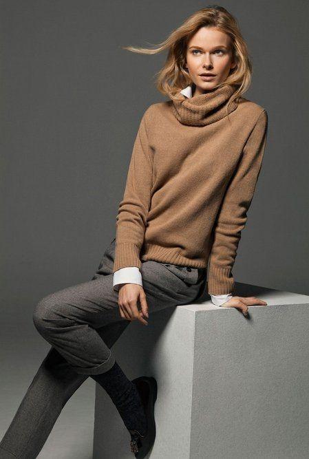 Lookbook Massimo Dutti grudzień 2012