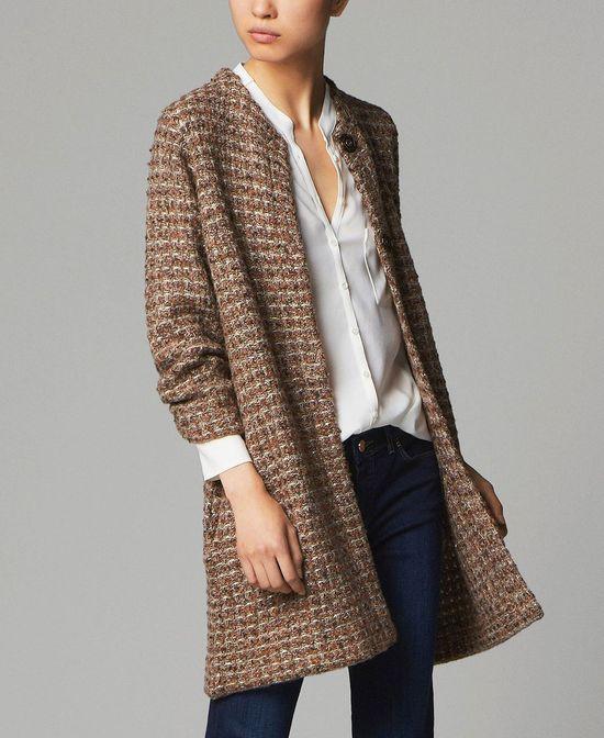 Ciepłe beże i brązy na jesień, czyli przegląd płaszczy