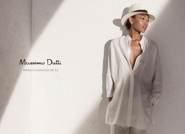 Massimo Dutti - Nowa kolekcja Summer Mood (FOTO)