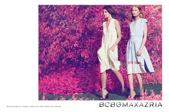 Bakowa kampania Max Azria - wiosna-lato 2014 (FOTO)