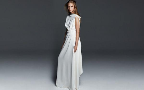 Fantazyjne suknie ślubne na wiosnę 2016 od Max Mara