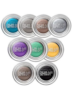 Maybelline Eyestudio Color Tattoo