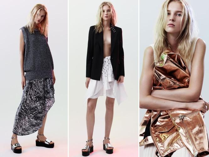 moda wiosna lato 2015
