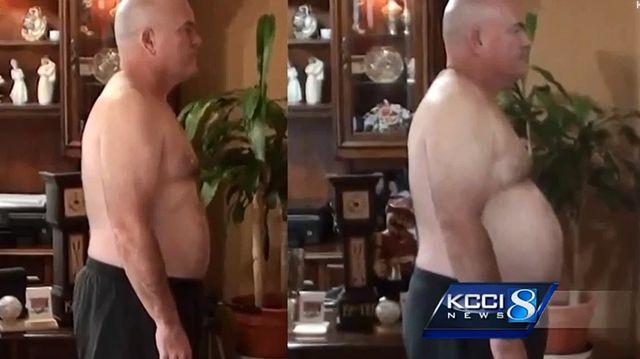 Jadł tylko w McDonald's i schudł 17 kilo!