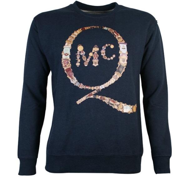 Marina w swetrze Alexandra McQueena