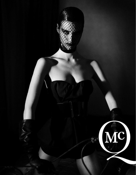 McQ by Alexander McQueen wiosna 2013