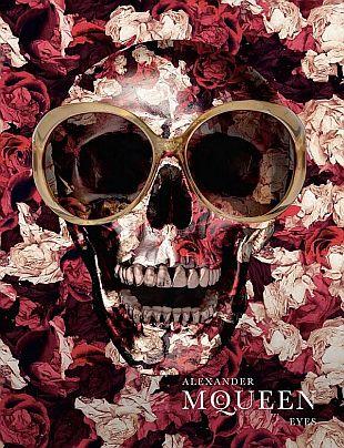 Alexander McQueen: kolekcja okularów wiosna-lato 2010