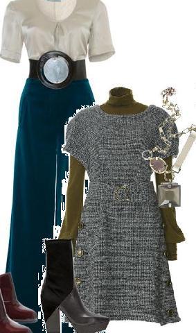 Moda na średniowiecze