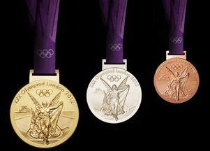 Tak wyglądają medale Igrzysk Olimpijskich w Londynie (FOTO)