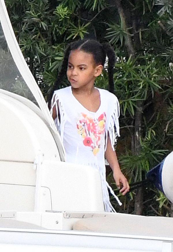 Blue Ivy znowu zrobiła większy szał niż Beyonce! Zobaczcie jej sylizację!