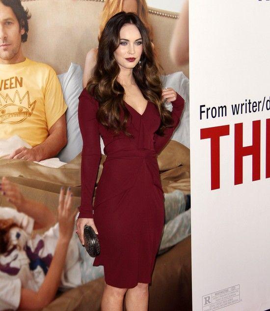 Sekret szczupłej sylwetki Megan Fox