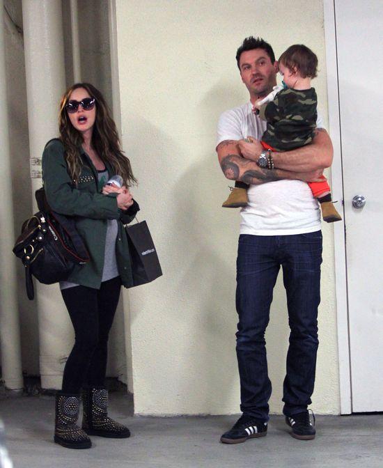 Megan Fox i Rachel Zoe w ciążowych stylizacjach (FOTO)
