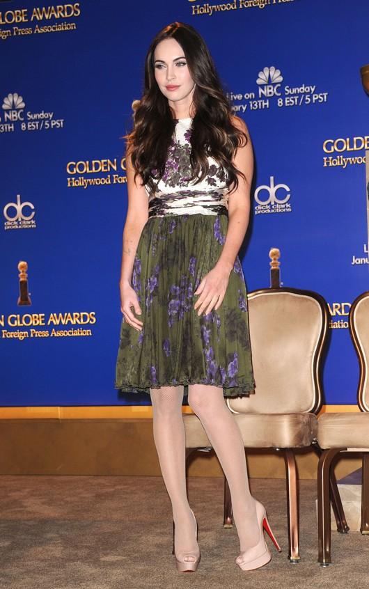 Megan Fox w Giambattista Valli (FOTO)