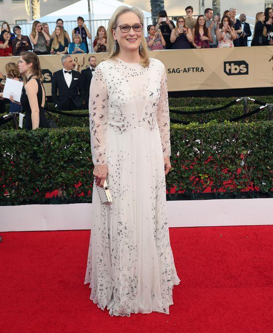 Spięcie na linii Chanel i Meryl Streep z oscarową kreacją w tle...