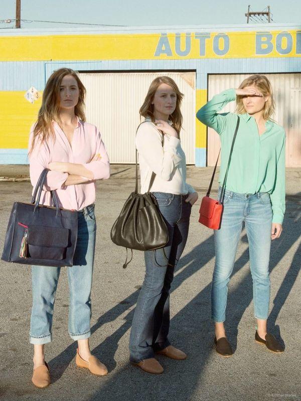 Córki Meryl Streep w kampanii marki należącej do H&M (FOTO)