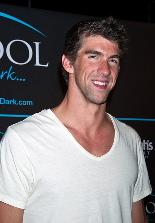 Michael Phelps nową twarzą Louis Vuitton (FOTO)