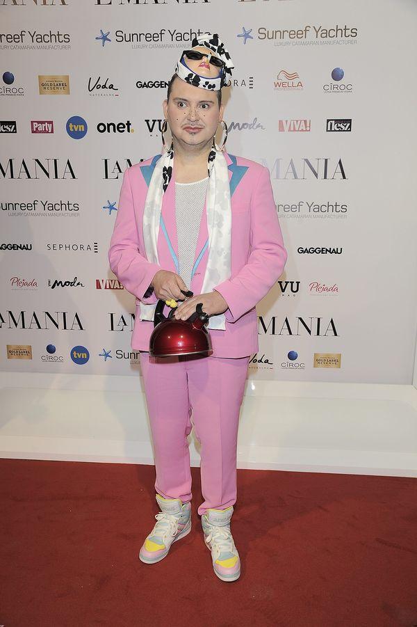 Plejada gwiazd i celebrytek na pokazie La Mania (FOTO)