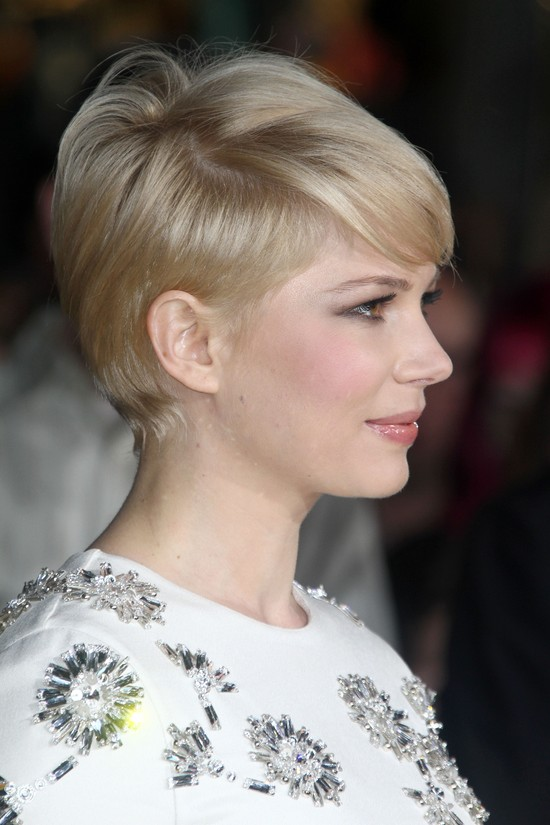 Michelle Williams w sukience od Prady (FOTO)