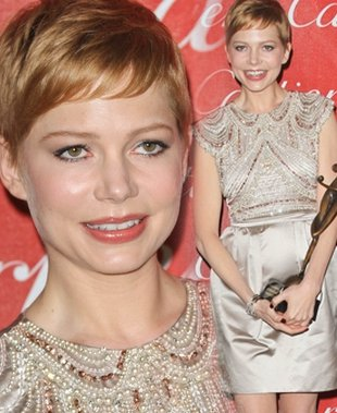 Michelle Williams w Miu Miu (FOTO)