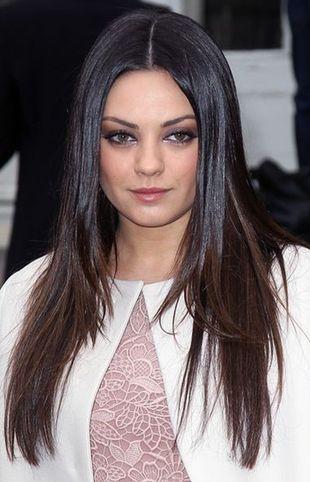 Mila Kunis w Harper's Bazaar