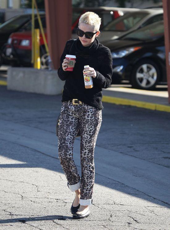 Rockowa Miley Cyrus (FOTO)