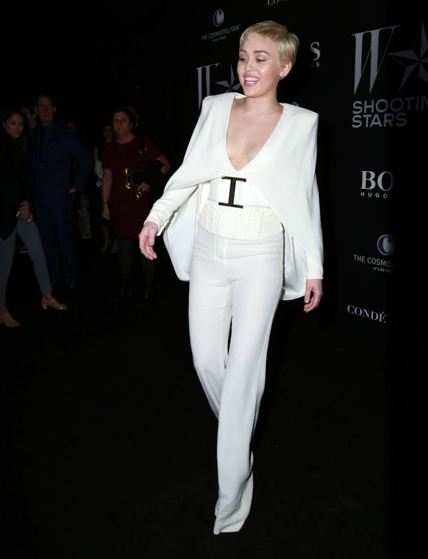 Miley Cyrus coraz bardziej przypomina nastoletniego chłopca?