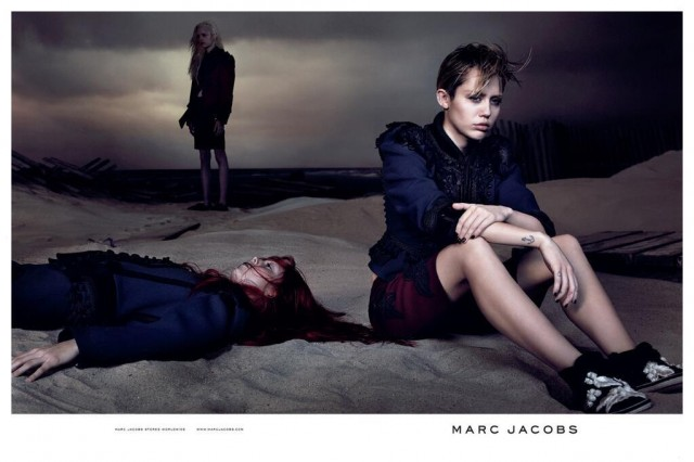 Fotograf Marca Jacobsa odmówił sesji z udziałem Miley Cyrus!