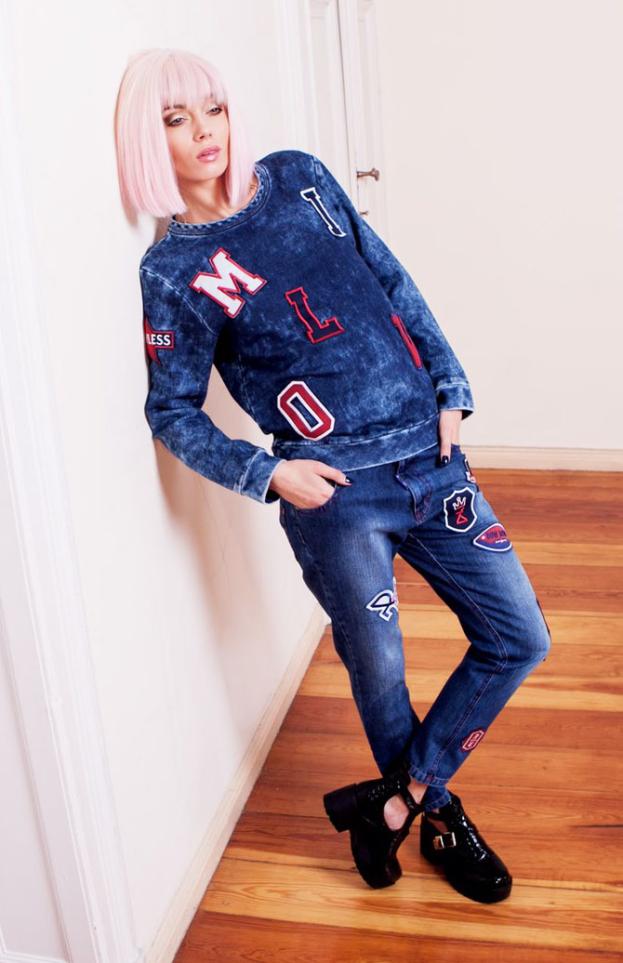Paulina Papierska w kampanii marki Milov (FOTO)