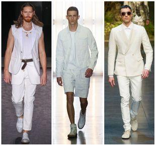 moda męska wiosna 2014