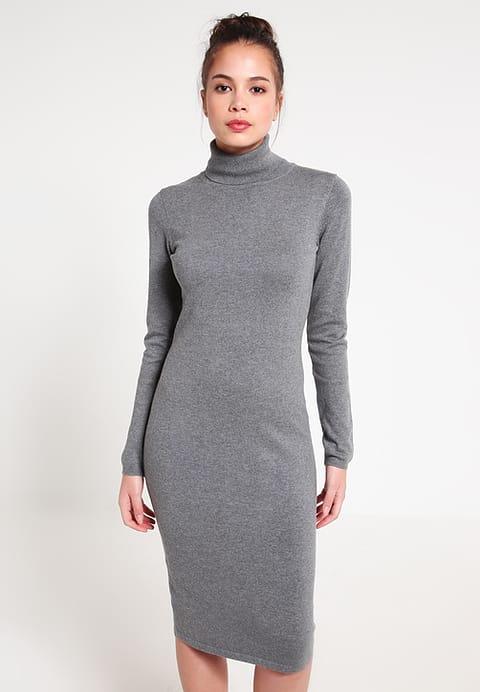 a9ad5a3326 Modne sukienki z dzianiny dresowej - Przeglad 10 propozycji na zimę 2016