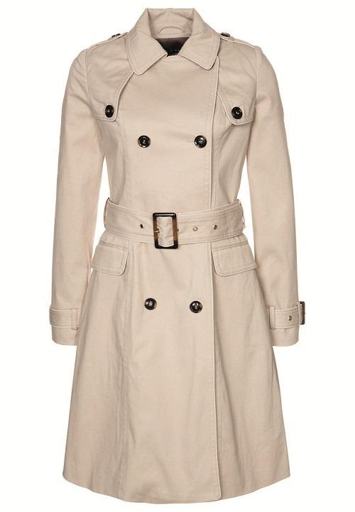 Przegląd płaszczy w odcieniach beżu
