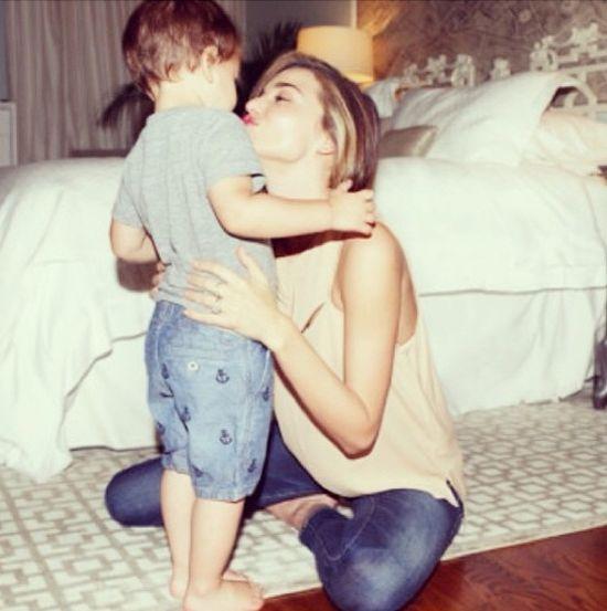 Miranda Kerr - najlepsze zdjęcia modelki na Instagramie